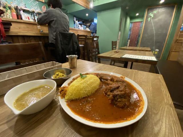 画像: カレーですよ4564(西荻窪 タリカロ)中央線随一の辛くて美味いやつ。   カレーライター はぴい オフィシャルサイト