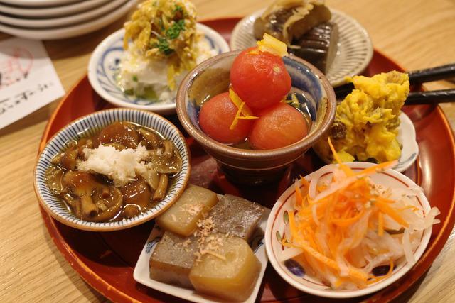 画像: 【渋谷】魚も肉もおつまみも!お酒にぴったりの料理がそろう大人の酒場「酒場きんぼし」