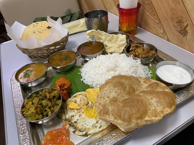 画像: カレーですよ4567(山梨甲府善光寺 サガル ラトナ)甲府随一の南インド食堂。   カレーライター はぴい オフィシャルサイト