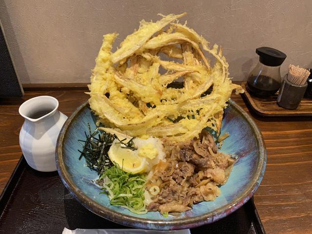 画像: 『豊前裏打会』大阪唯一のお店のうどんは独特の食感でめちゃくちゃ気に入りました! 日本橋 「うどん屋麺之介 大阪店」