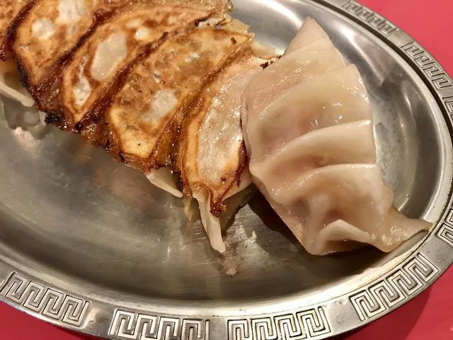 画像: 大阪餃子通信〈'21年5月 Part.2〉新店「ぎょうざの求胃ちゃん」、コンビニ餃子食べ比べ