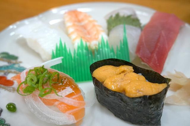 画像: 【福岡】アットホームなお寿司屋さんの寿司定食ランチ♪@梅寿し