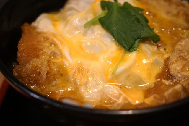 画像: 【福岡】うどんとカツ丼のセット♪@麺や ほり野
