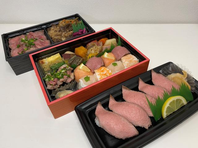 画像: 松阪牛にこだわった美味しいお弁当がお手軽な価格で販売されています! 梅田 「Matsusaka BEEF WHAT'S(マツサカビーフワッツ) 阪急うめだ店」