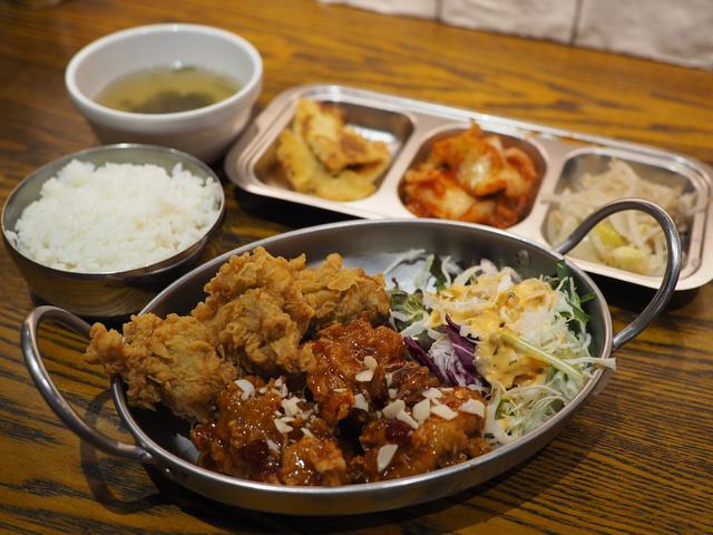 画像: 味も雰囲気も韓国が存分に楽しめる人気店のランチタイムのお得な定食! 梅田 「韓国酒場 コッキオ ルクア大阪店」