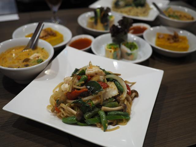 画像: とても珍しいオリジナリティあふれるタイ料理のパスタが期間限定でいただけます! 梅田 「クンテープ ルクア大阪店」