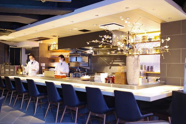 画像: 【恵比寿】会食やデートに使える。ライブ感あふれるオープンキッチンで日本酒と和食を楽しむ「東京和食 りくう」