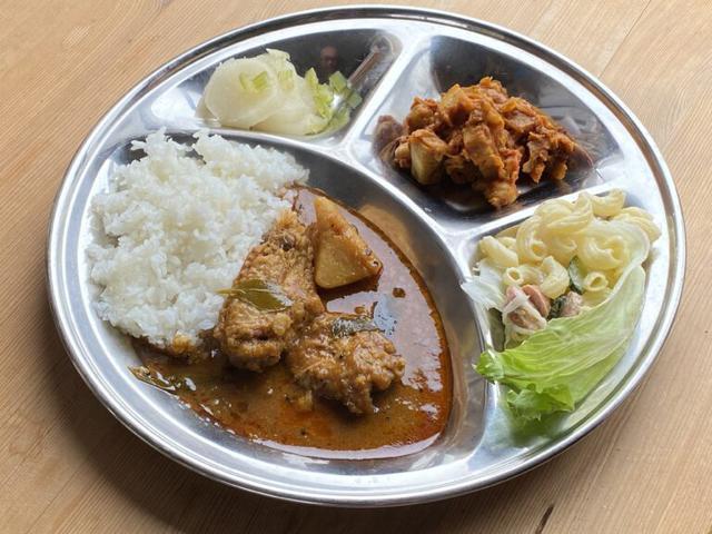 画像: カレーですよ4590(レトルト デリー 通販 ムンバイ食堂のチキンカレー)田中社長の旅の思い出。