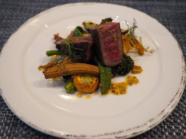 画像: メニューがコース料理のみにリニューアルされ、今までとは違った使い方が楽しめます! 堺筋本町 「A LA CIVETTE(アラシベット)」