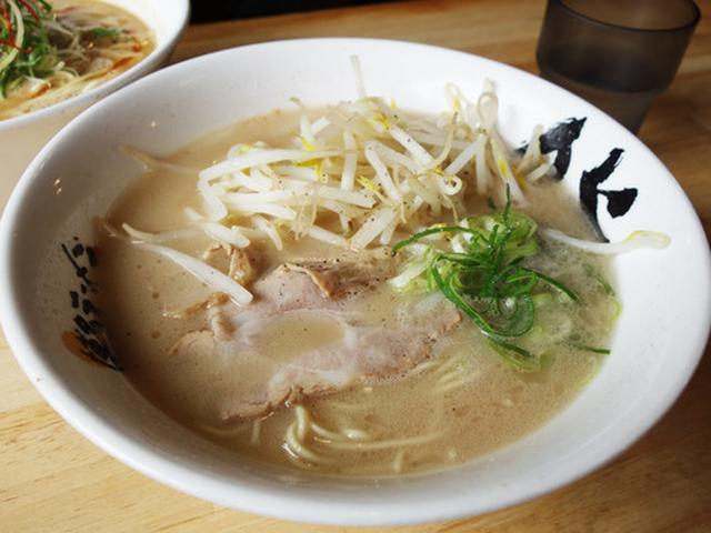 画像: 【福岡】濃厚!豚骨担々麺&もやしラーメン♪@博多ラーメン膳 小笹店