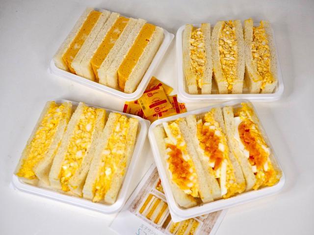 画像: 期間限定で奈良の玉子サンド専門店が出店されています! 京阪モール 「玉子サンドのエス・ワイ・ケイ」