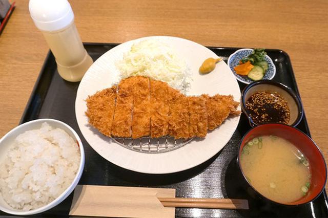 画像: 【福岡】ロースカツ膳&めぐちゃん御膳♪@いい日とん勝