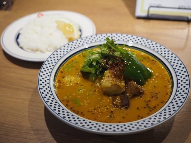 画像: あまりにもレベルの高すぎる伝説のスープカレーのお店が移転リニューアルオープンでとても食べやすくなりました! 本町 「フジヤマコウタ」