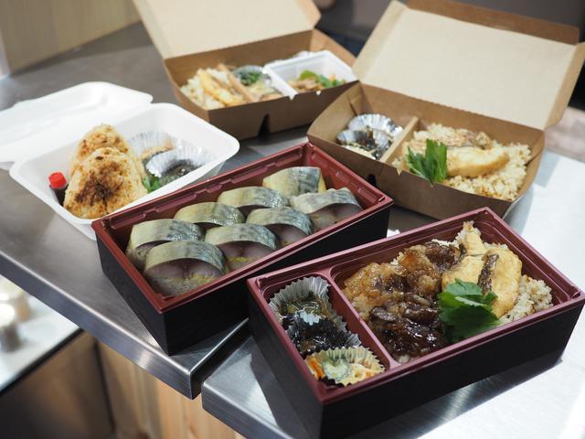 画像: とても美味しい鯛めしの弁当、鯖寿司、お惣菜、甘酒ドリンクのテイクアウト専門店! 天神橋4丁目 「天神橋 鯛めしや」