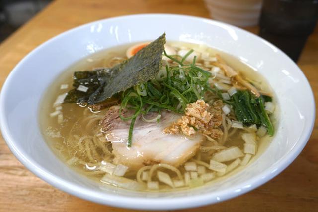 画像: 【福岡】糸島!塩ラーメンと醤油ラーメンの店♪@しまそば