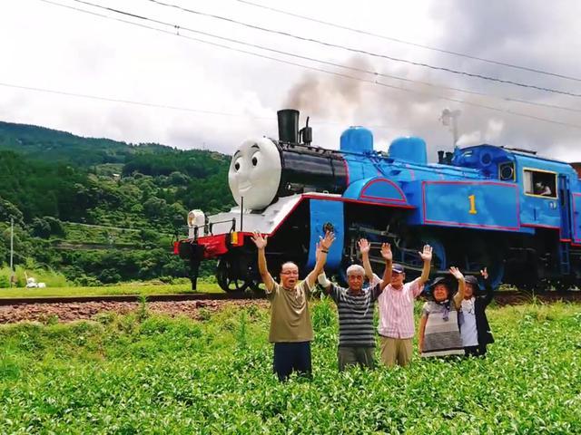 画像: 静岡県むらづくり島田市「抜里(ぬくり)」オンラインツアー SL機関車トーマスの走る茶園ぬくり