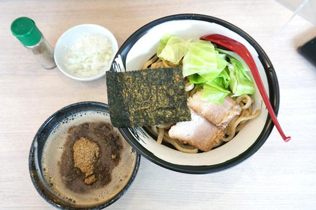 画像: 【福岡】大橋で濃厚豚骨つけ麺ランチ♪@らーめん 藤や 本店