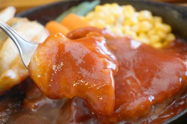 画像: 【福岡】デミグラスハンバーグ&バーベキュートンテキ♪@ぺんぎん厨房