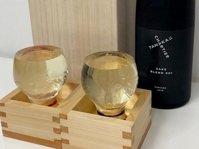 画像: こだわり抜いて作られた日本酒業界の概念を覆す超絶に旨い日本酒に出会いました!! 田中酒造 「TANAKA 1789 X CHARTIER BLEND 001」