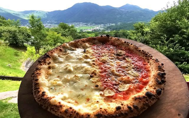 画像: 絶景の食べログピザ百名店「櫟の丘」へ!