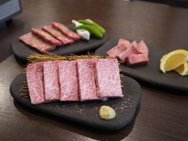 画像: 日本最高峰黒毛和牛の宮崎牛のA5ランクのお肉がありえない価格で食べられて、今なら並タン無料!ファーストドリンク全員無料の太っ腹キャンペーン実施中! 鶴見区 「焼肉家族 華々亭」