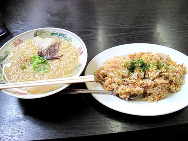 画像: 【福岡】『城南区の山ちゃん』で餃子ラーメン&餃子チャンポン♪@山ちゃん