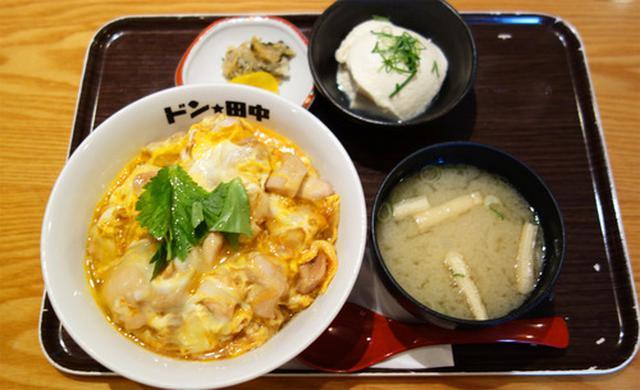 画像: 【福岡】鉄板ナポリタン&親子丼♪@キッチン 中田中