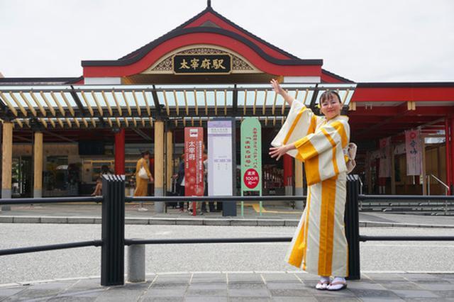 画像: 【福岡】太宰府天満宮参道のお食事処でランチ&梅が枝餅♪@中村屋