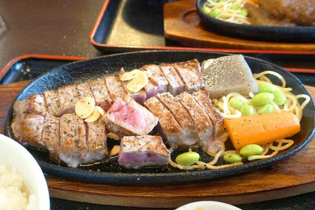 画像: 【福岡】町の洋食堂でボリューム肉定食♪@レストラン かつ亭