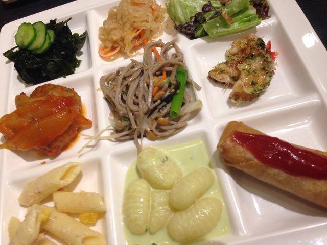 画像: #菜のは #ビュッフェ #和洋 #レストラン #山梨県 #甲府 #旬野菜 emi.dino.vc