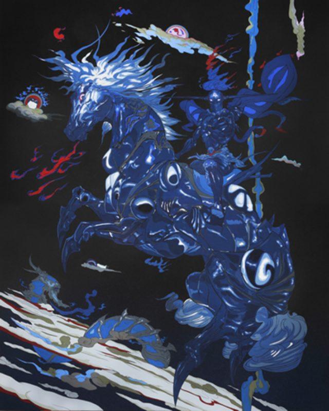 画像: 幻想の世界へと誘う 天野喜孝展「AURUM(オーラム)」開催