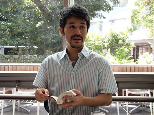 画像: ユニークな作風で人気の画家・山口晃、『鬼談百景』カバーイラストは収録作「透明猫」がモチーフ