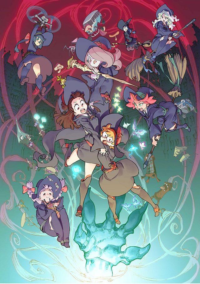 画像: 吉成曜監督が語る、魔女っ子アニメ映画『リトルウィッチアカデミア 魔法仕掛けのパレード』の魅力とは?