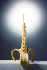 画像: えっ、本当に全部バナナ!? 目を疑うような作品を生み出すバナナアート職人・赤井稲妻氏の悲願とは?