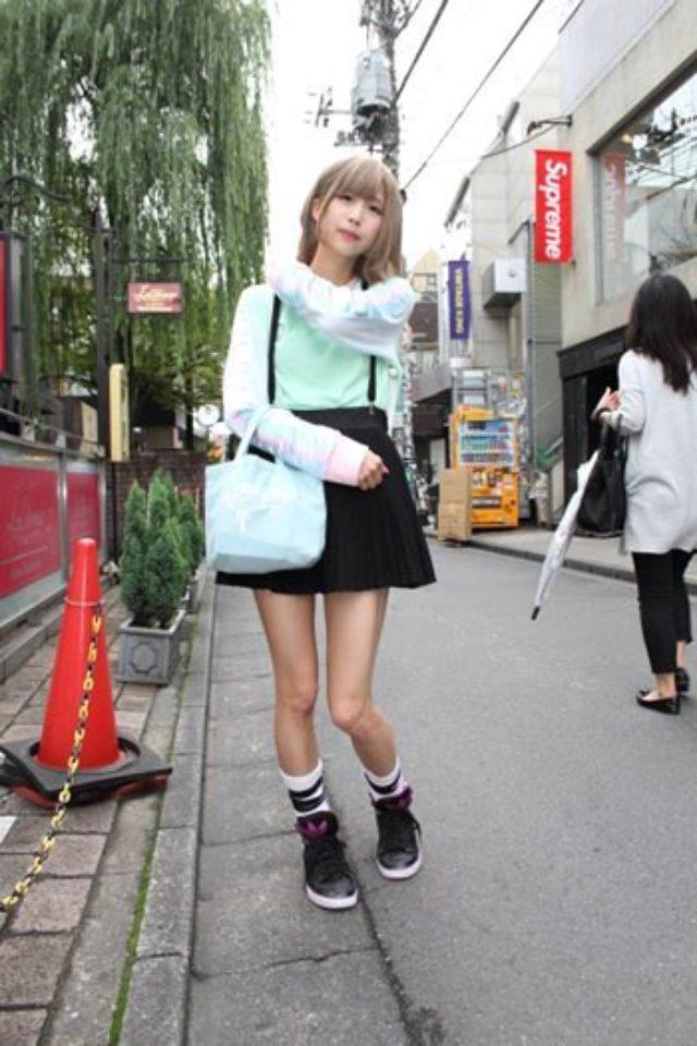 """画像: 業界初! """"アイドルの私服""""スナップファッション誌『idp magazine』創刊"""