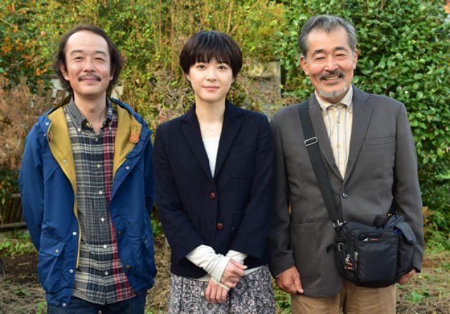 画像: 上野樹里が『お父さんと伊藤さん』で2年ぶりに映画主演 恋人役にリリー・フランキー、父親役は藤竜也!