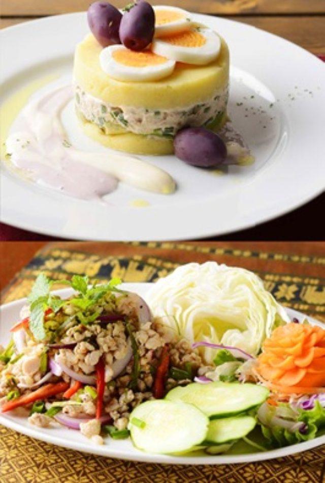 画像: 主役は野菜! 世界中のホットサラダを紹介したレシピ本でおもてなしの1品を
