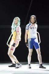 画像: 「自転車は自由だ!」舞台『弱虫ペダル』IRREGULAR~2つの頂上~、東京公演ゲネプロレポート