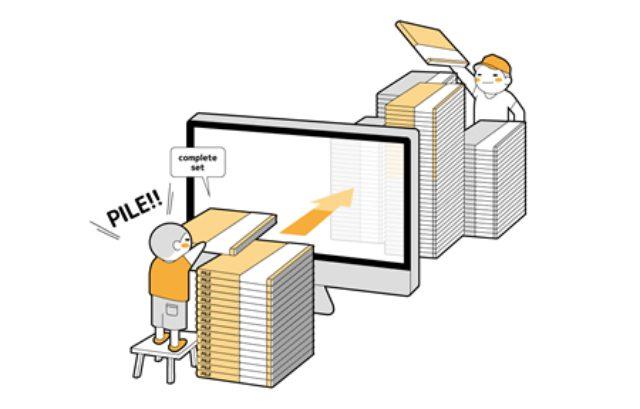 画像: 家に眠っているマンガをみんなでシェア―マンガ全巻の個人間取引「PILE マンガセット」11月から手数料無料