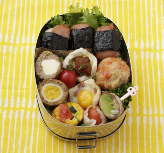 画像: お弁当で悩むママに救世主! たこ焼き器でつくる簡単レシピ集