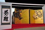 画像: 清水寺に「スター・ウォーズ」を表現した風神雷神降臨