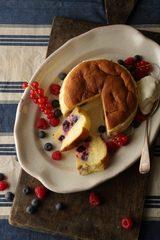 画像: 焼くと3つの層「魔法のケーキ」勢いとまらず! クリスマスケーキレシピ大公開!