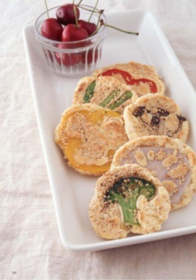 画像: 朝ごはんやお酒のつまみに向いたクッキー?―甘さ控えめ・ナチュラルなレシピ