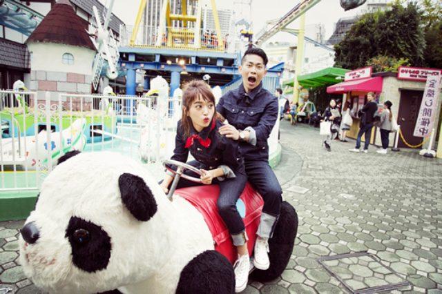 画像: 『S Cawaii!』専属モデル・近藤千尋、夫・ジャングルポケット太田との幸せ2ショットを誌面で披露