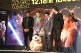 画像: J.J.エイブラムス監督が日本のファンだけに明かした「重大な秘密」とは!? 『スター・ウォーズ/フォースの覚醒』記者会見レポート