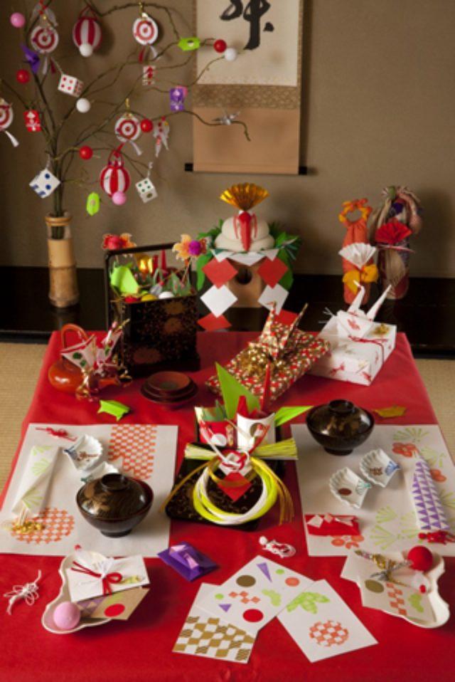 画像: クリスマスやお正月、オフィスでのお祝い事にも! パーティを華やかに変える手作りかざり