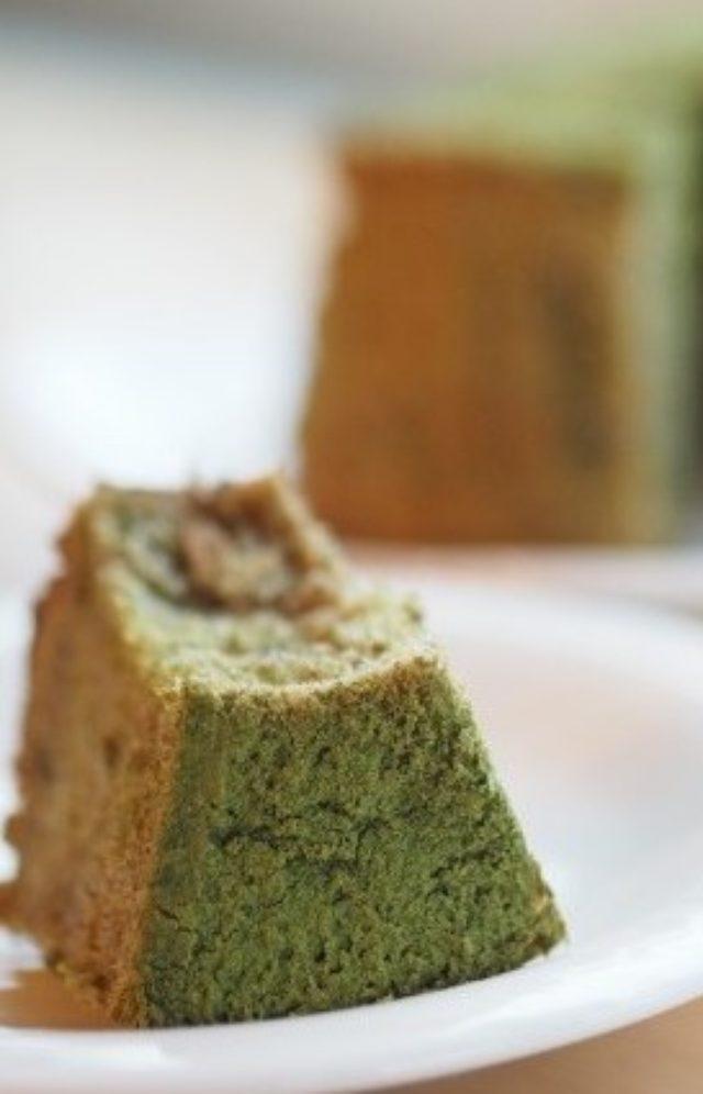 """画像: 五感で楽しめる""""抹茶""""のお菓子でほっこり気分。女性に嬉しい栄養効果も☆【シフォンケーキ、ドリンク、スコーン】"""