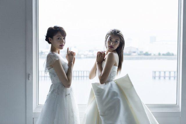 画像: ローラ、トリンドル玲奈がウェディングドレス姿を披露!『ViVi』2月号で恋愛や結婚について語る
