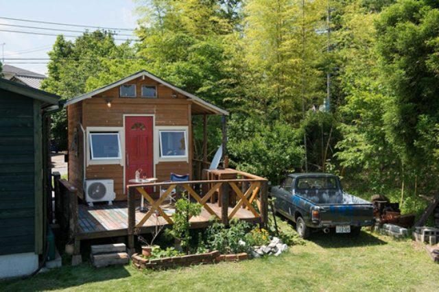 画像: ガーデンハウス・趣味部屋・菜園小屋...大人の週末の秘密基地をDIYで作る方法