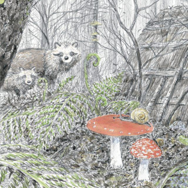 画像: 世界的アニメーション作家「山村浩二原画展 陰影礼賛」開催決定